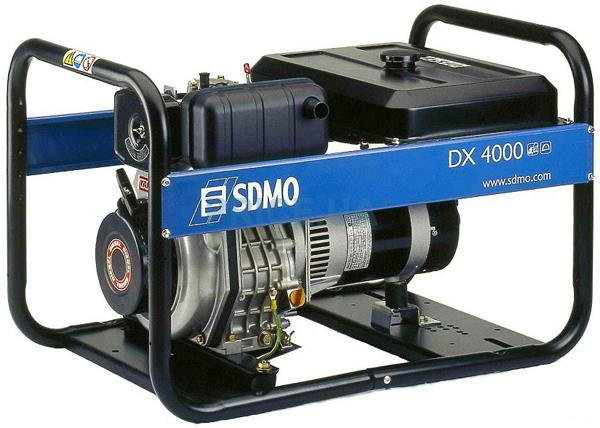 Инструкция По Эксплуатации Sdmo Dx4000