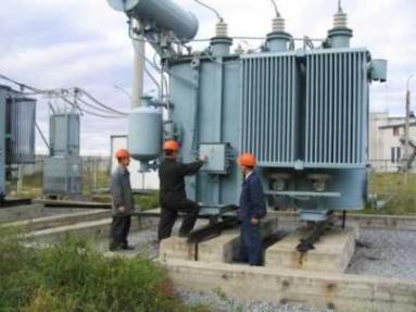 монтаж ремонт обслуживание трансформаторных подстанций